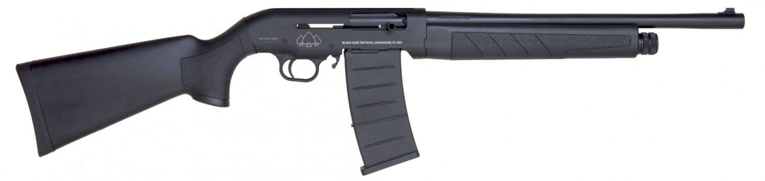 Black Aces Tactical PRO Series Shotguns That Take Saiga-12 Magazines (1)