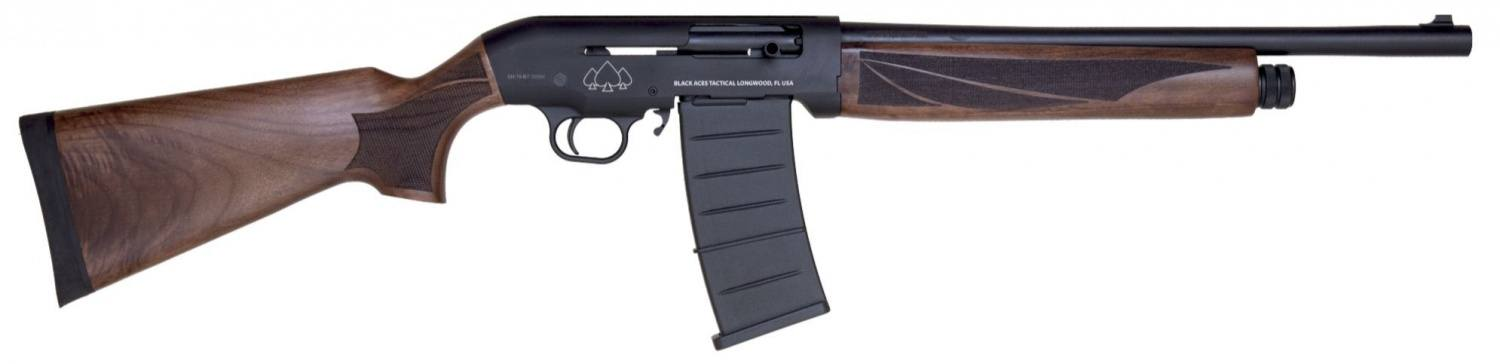 Black Aces Tactical PRO Series Shotguns That Take Saiga-12 Magazines (3)