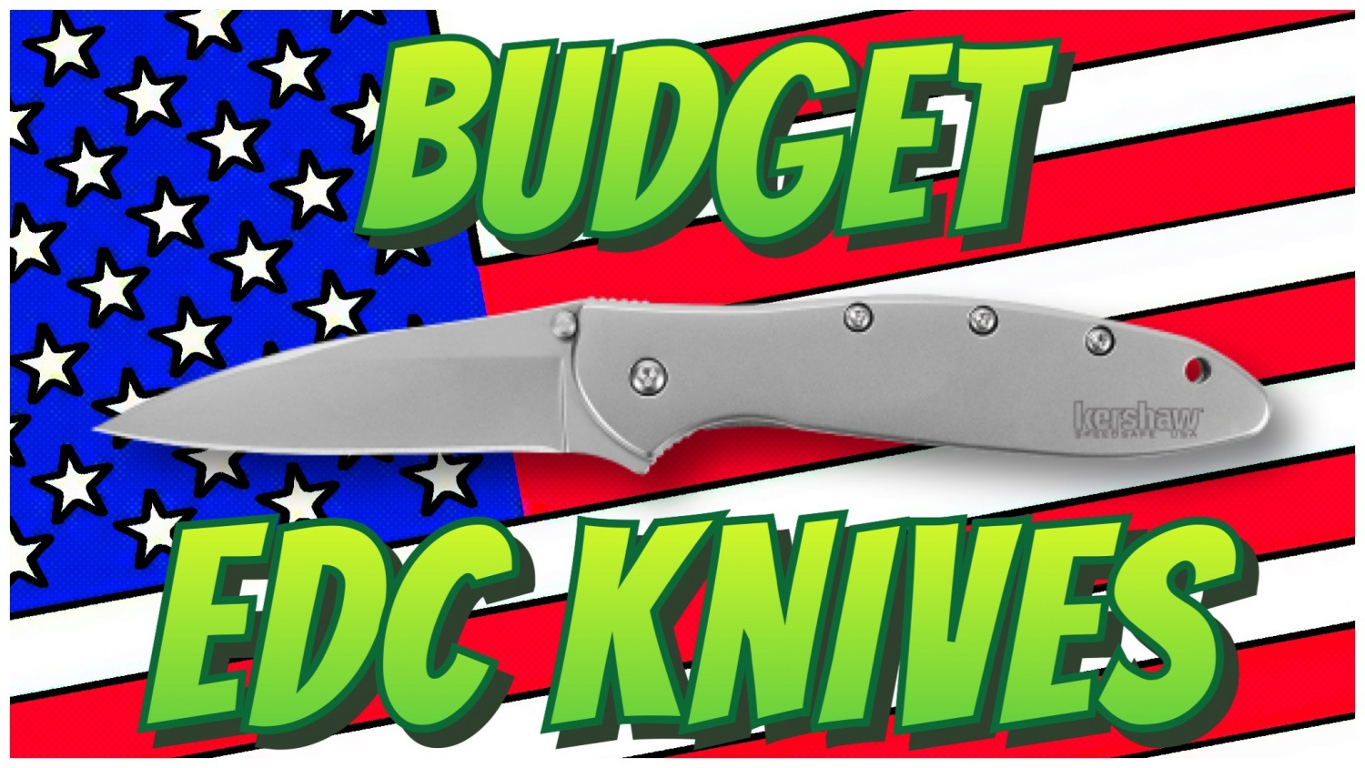 The Best Budget Blades: EDC Knives For Gun Carriers