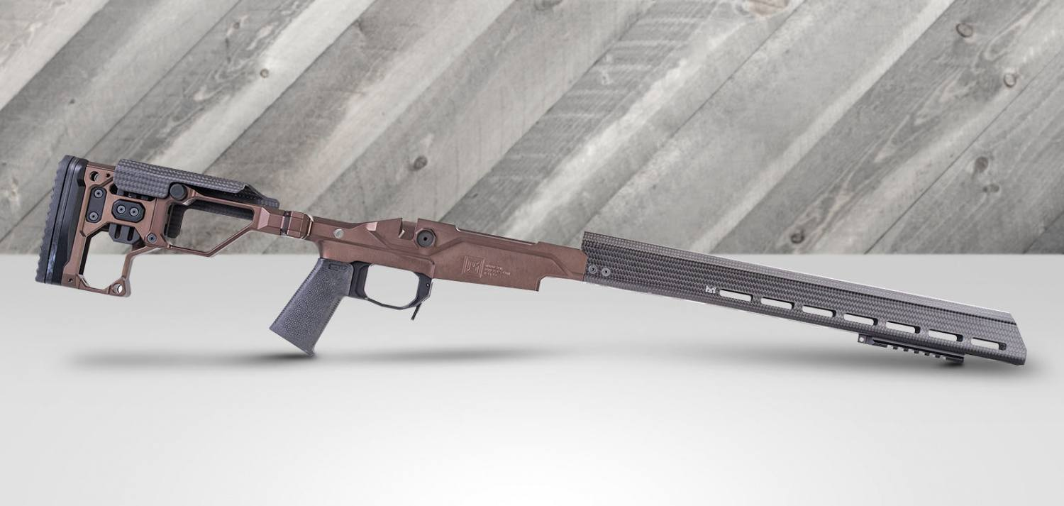 Christensen Arms Modern Precision Rifle Chassis -The Firearm