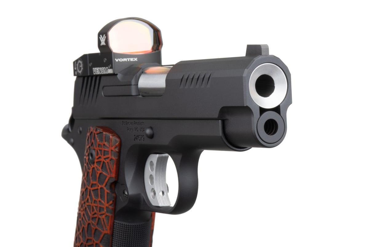 Ed Brown EVO E9-LW Pistol (7)