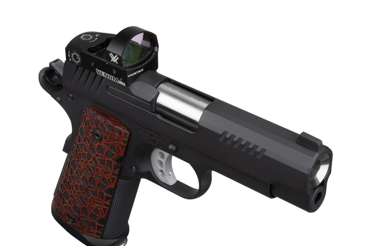 Ed Brown EVO E9-LW Pistol (8)