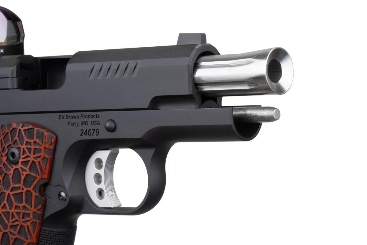 Ed Brown EVO E9-LW Pistol (9)