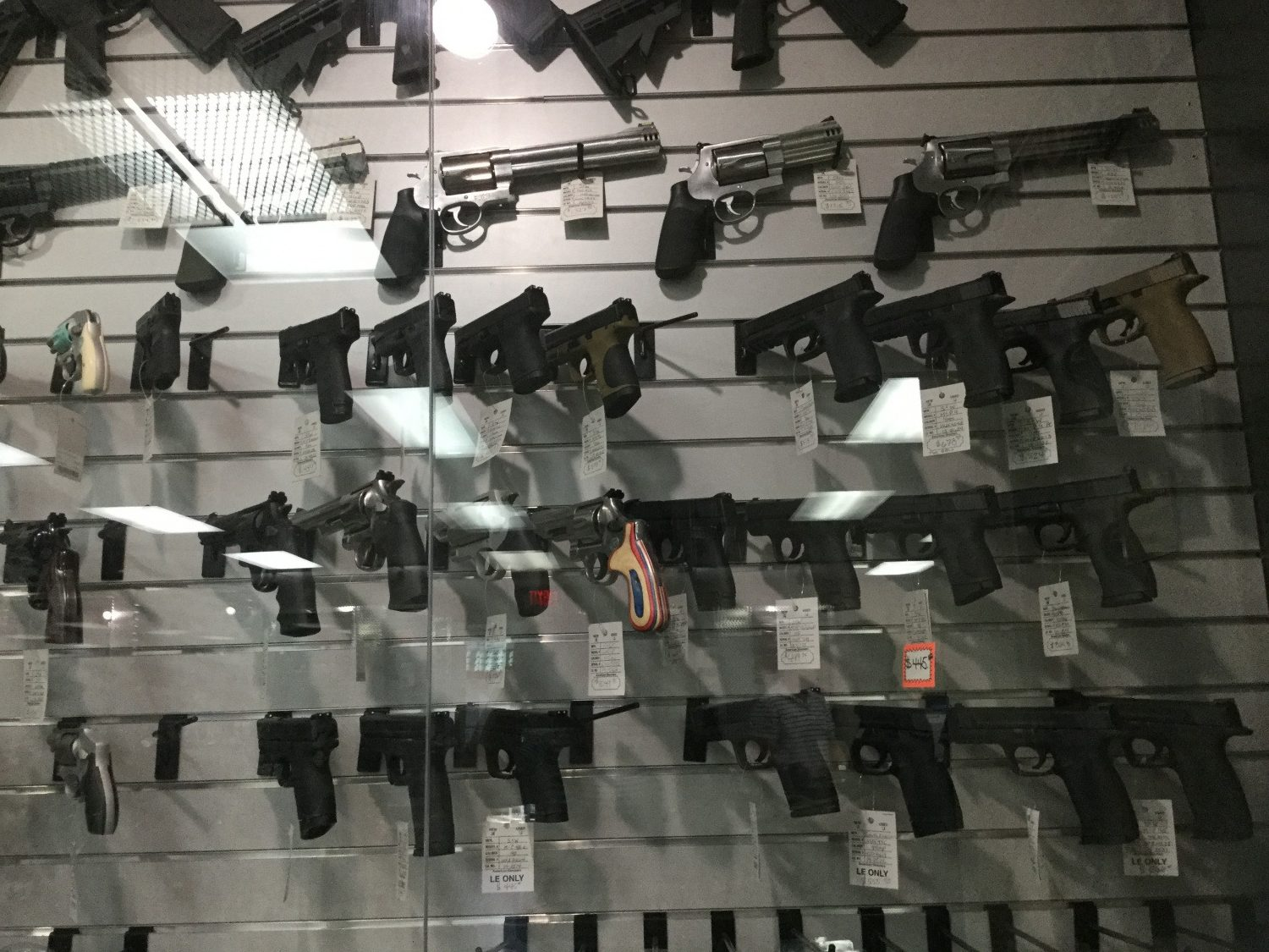 The abundance of choice is a great thing but is often intimidating for the first time gun buyers.