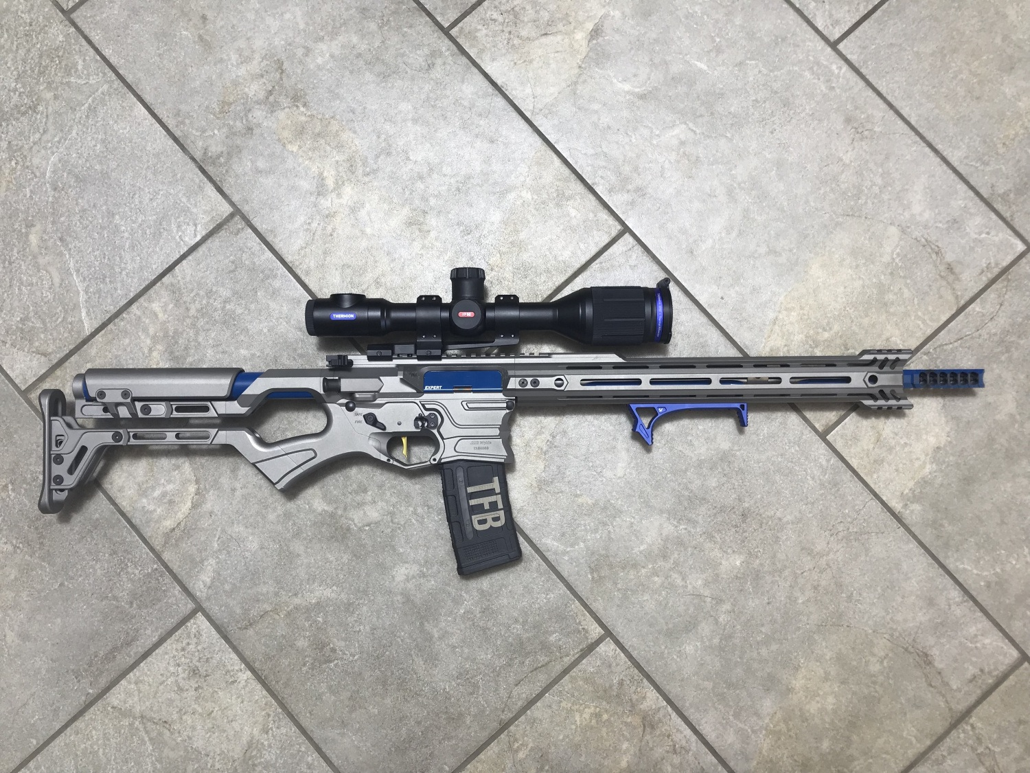 FRIDAY NIGHT LIGHTS: Pulsar Thermion XP50 Thermal Scope -The