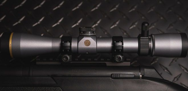 LEUPOLD Limited Edition Custom Shop Exclusive Scope Tuned For .350 Legend (1)