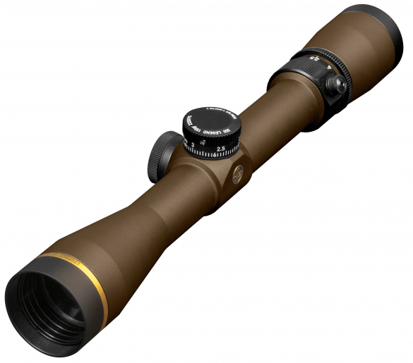 LEUPOLD Limited Edition Custom Shop Exclusive Scope Tuned For .350 Legend (2)