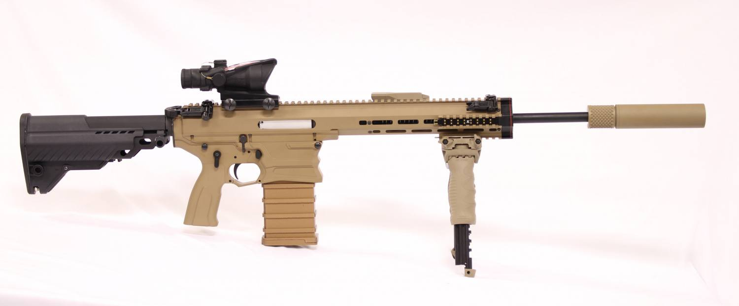 MARS Inc  and Cobalt Kinetics Submit NEW Carbine, LMG and