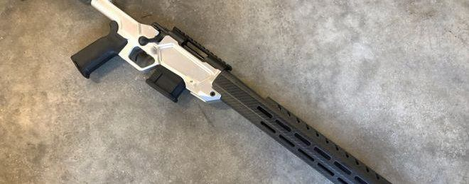 Sharps Bros HEATSEEKER Chassis For Howa 1500 Mini Actions