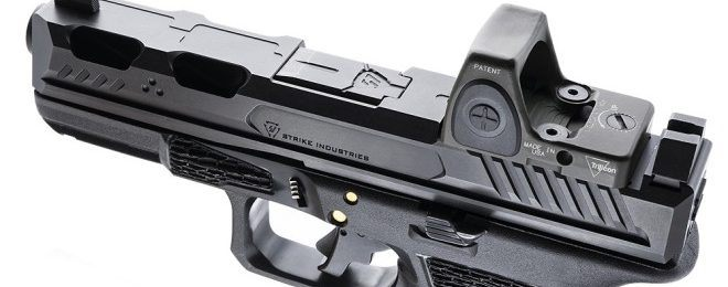 Strike Industries ARK Slide For Gen 3 Glock 19 Pistols (2)