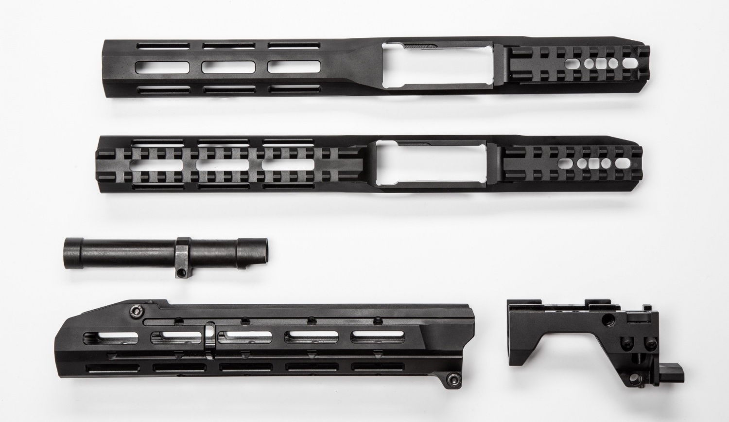 Sureshot Armament Group MK2.1 Free-Floated Drop-In AK Chassis (6)