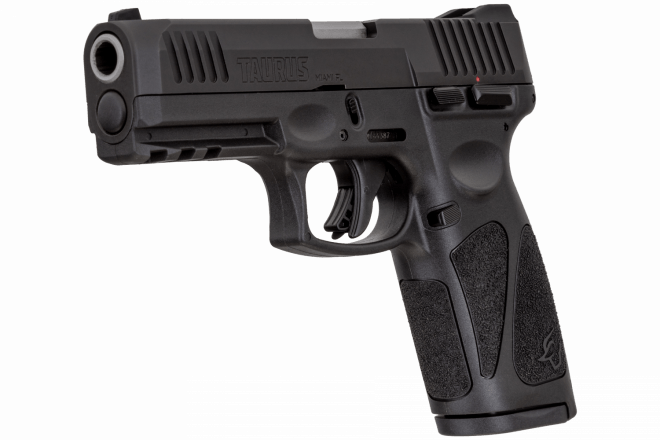 Taurus Introduces NEW G3 Polymer 9mm Pistol -The Firearm Blog