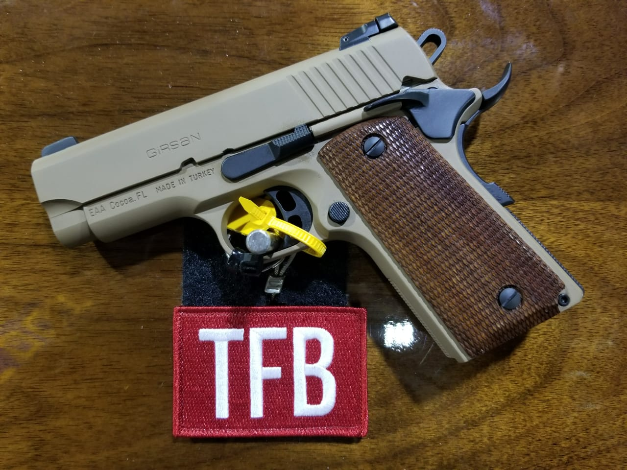 1911s sure look good. But do they make a good first concealed carry handgun? That is open to discussion.