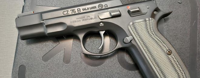 Pawn Shop Steal: CZ 75 Omega