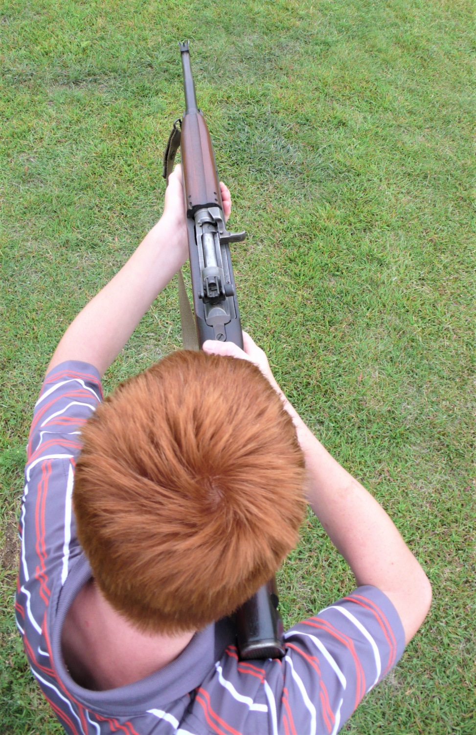 M1 Carbine Good For Youth