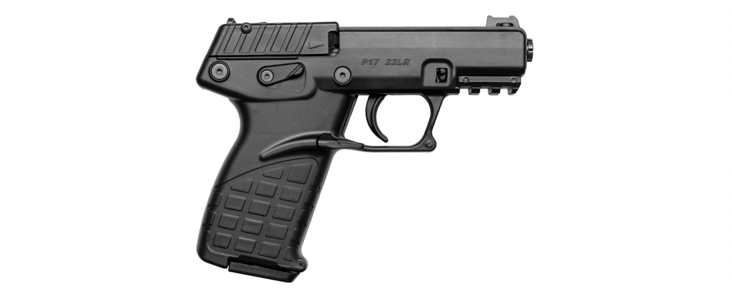BRAND NEW KelTec P17 - 17 Rounds, 13 Ounces, Threaded Barrel, $199