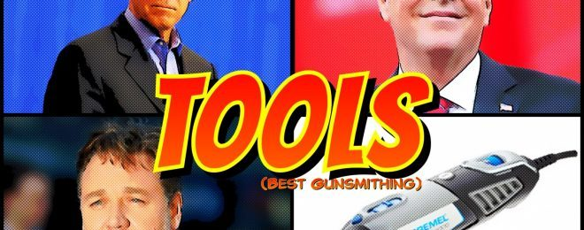 Invest In The Best Gunsmithing Tools Available