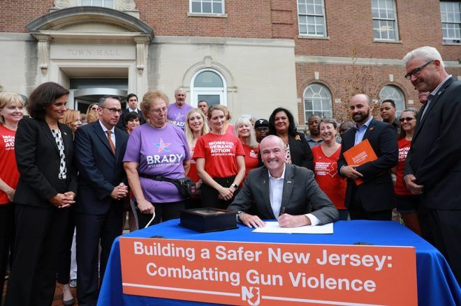 New Jersey's Governor Murphy adds red tape on gun business