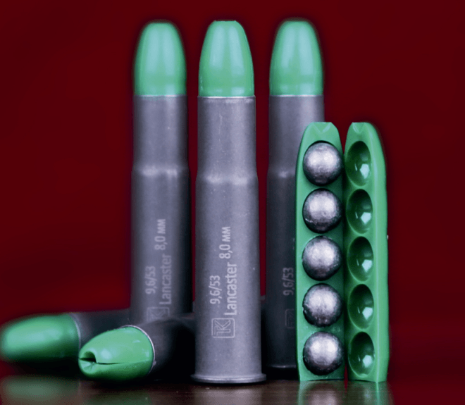 Saboted Buckshot Loads for Rifle Cartridges !? -The ...
