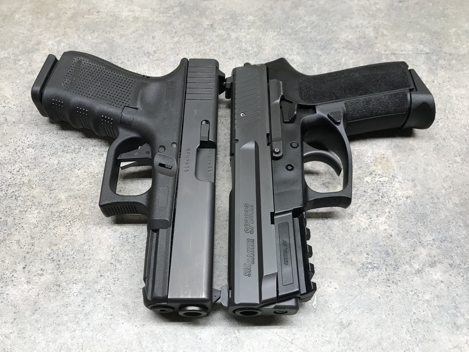 Concealed Carry Corner: Carrying Different Systems Vs One Gun -