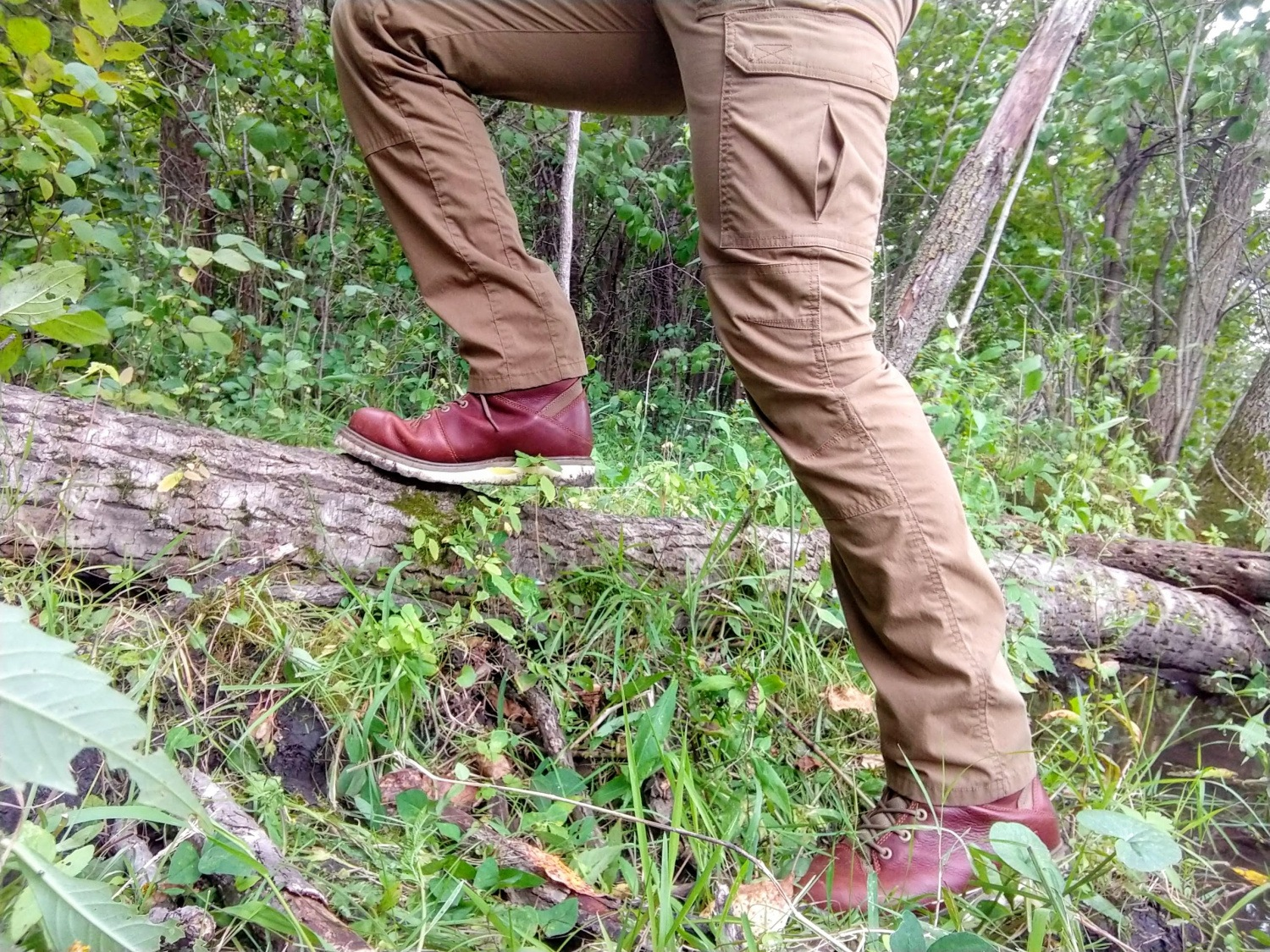 TFB Review: 5 11 Tactical APEX Wedge Boot - Hunt, Hike or