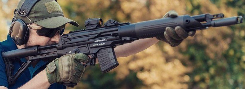 KSO18 Competition Balanced Action Rifle A-545