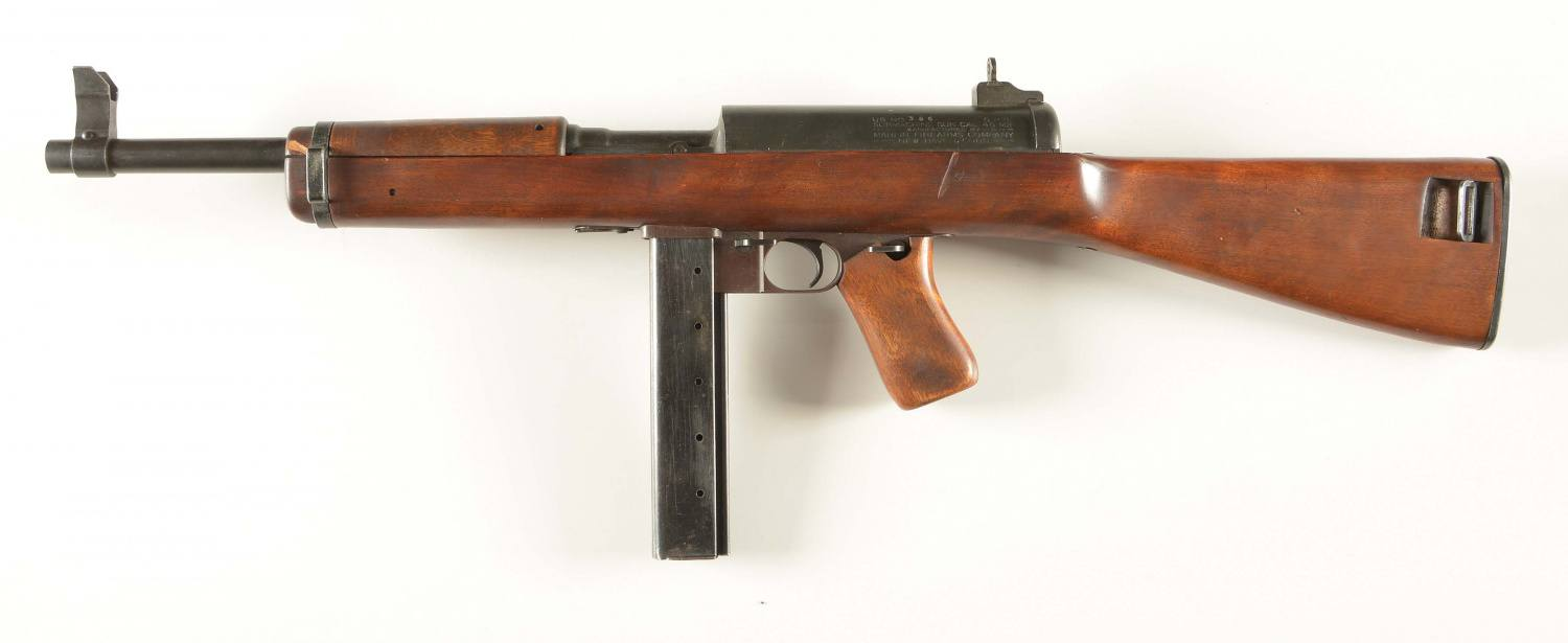 October 2019 MORPHY Extraordinary, Sporting & Collector Firearms Auction (12)