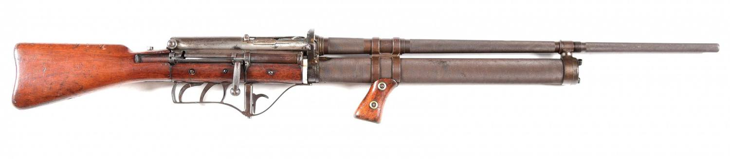 October 2019 MORPHY Extraordinary, Sporting & Collector Firearms Auction (14)