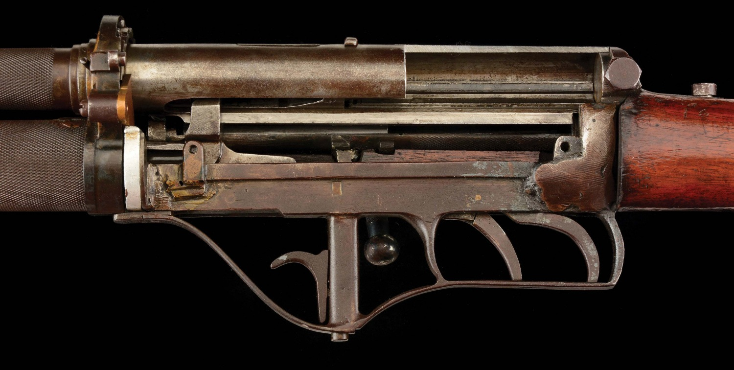 October 2019 MORPHY Extraordinary, Sporting & Collector Firearms Auction (15)
