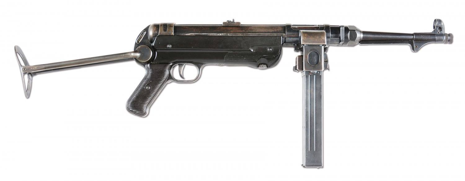October 2019 MORPHY Extraordinary, Sporting & Collector Firearms Auction (2)