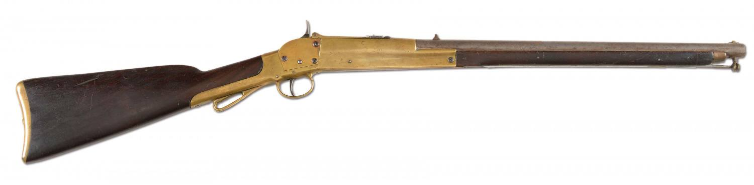 October 2019 MORPHY Extraordinary, Sporting & Collector Firearms Auction (8)