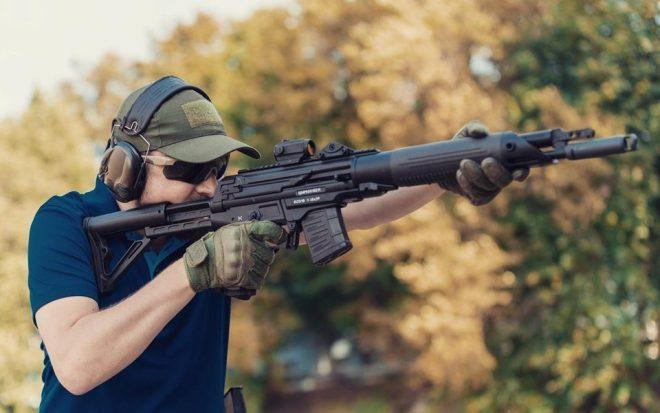 POTD KSO18 Competition Balanced Action Rifle A-545 A-762