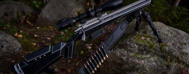 Russian Bespoke Gun Phantom Bolt Action Rifle (1)