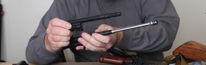 Small Arms Solutions Shows Prototype Adjustable AK Gas System 1 (1)