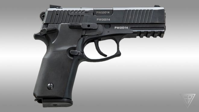 Manual Safety For Military Handguns?
