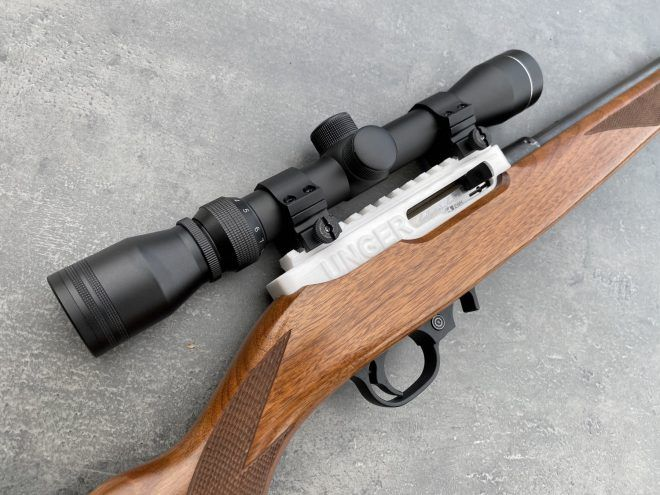 Revolutionary Rimfire: 3D Printed Receiver For Ruger 10/22 Style Rifles