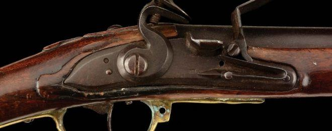 Battle Of Bunker Hill First Shot Musket Up For Auction