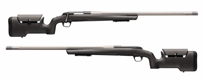 Browning X-Bolt Max VarmintTarget Bolt-Action Rifle (1)