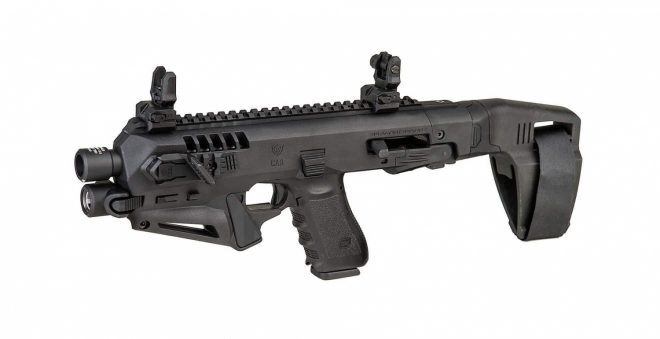 CAA USA Confirms Exclusive Licensing Agreement with SB Tactical
