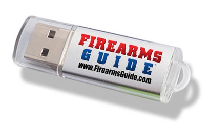 Firearms Guide Flash Drive.