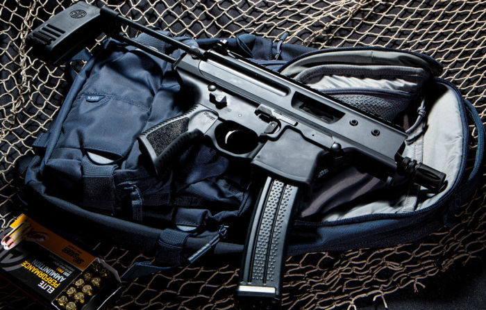 SIG Sauer's updated MPX Copperhead -