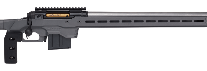 Savage Precision Series Rifles