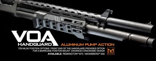 Strike Industries VOA Handguards for Mossberg 500 and Remington 870 Shotguns (22)