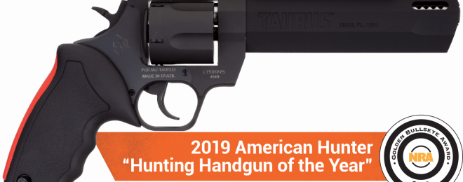 "Taurus Raging Hunter .454 6.75""."