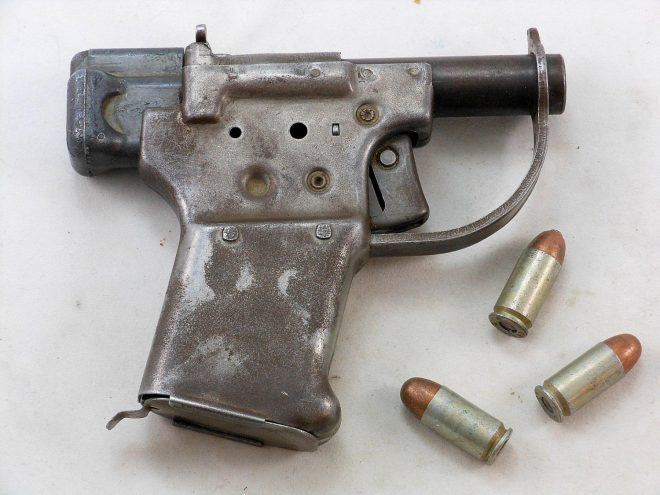 FP-45 With Spare Ammo