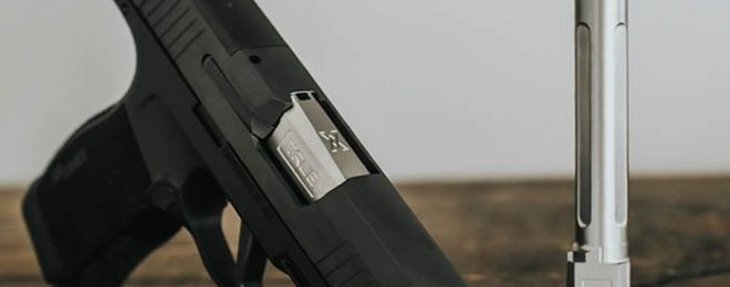 True Precision SIG P365 XL barrels