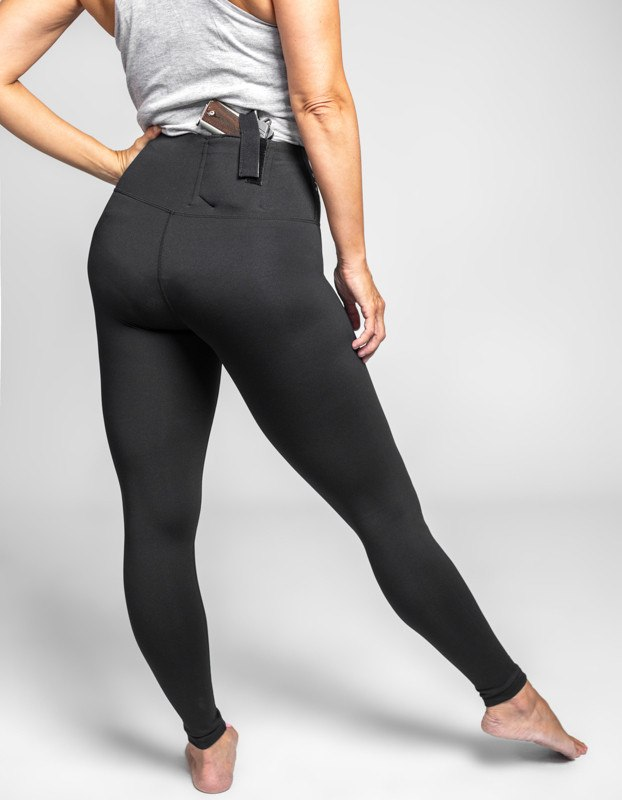 Concealed Carry Leggings by Tactica