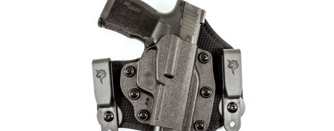 DeSantis holsters for SIG P365 XL