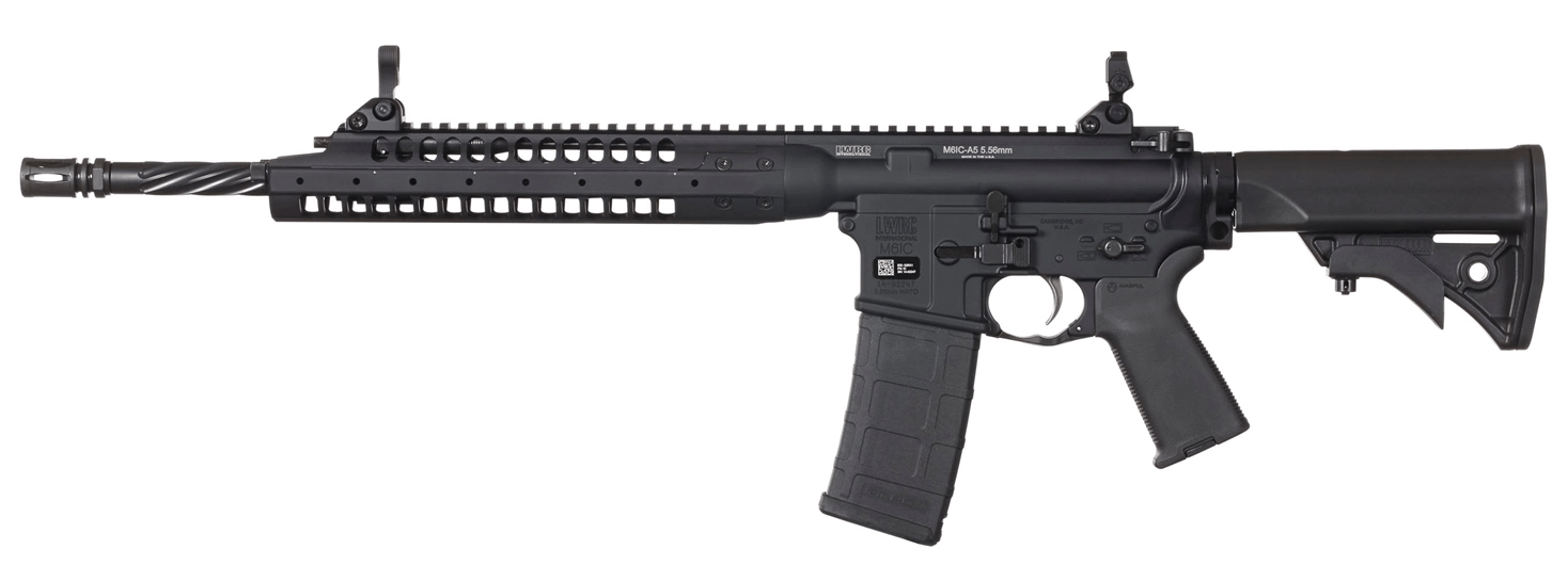 Dallas SWAT selects LWRCI IC-A5 Surefire, Aimpoint, B.E. Meyers for their new rifle system