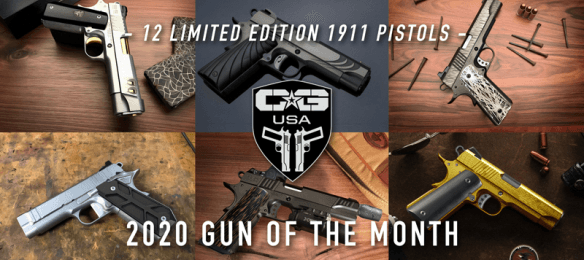 CABOT Gun Of The Month